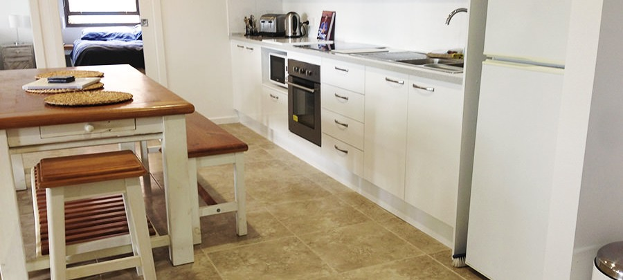 Bluewater Escape Unit Kitchen